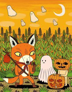 jackteagle:  Again, happy halloween everyone!  Halloween is creeping up again!