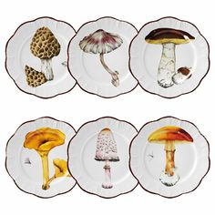 Les Champignons Plates - $1500  for amy and matthew :)