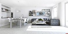 Квартира-студия 30 квадратных метров оформлена в скандинавском стиле. Благодаря…