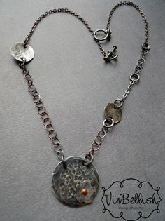 Mixed Metal Jewelry by VinBellish! On Etsy & Facebook!
