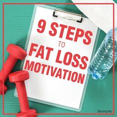 How many times have you enthusiastically begun a fitness program or a diet on Monday morning, only to abandon it by Friday night? #weightloss #fatloss #motivation