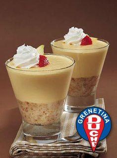 Cocina – Recetas y Consejos Shot Glass Desserts, Dessert Shots, Mini Desserts, Christmas Desserts, No Bake Desserts, Delicious Desserts, Dessert Recipes, Jello Mousse Recipe, Mexican Food Recipes