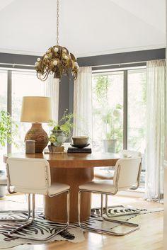 Fresh Rustic Modern Dining Room Ideas