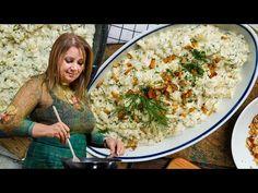 Kapros juhtúrós sztrapacska füstölt szalonnával Gáspár Beától   Nosalty - YouTube Hummus, Risotto, Rice, Ethnic Recipes, Food, Youtube, Essen, Meals, Yemek