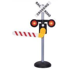 Amazon.com: Pavlov'z Toyz Talking Railroad Crossing Sign: Patio, Lawn & Garden