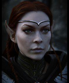 Blur Studio on The Elder Scrolls Online cinematic   3D   Creative Bloq