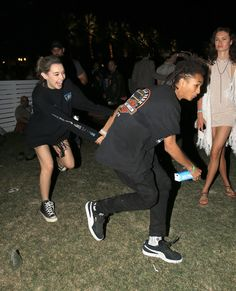 13 of the Coolest Celebrity Couples at Coachella