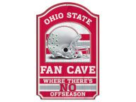 Buy Wincraft 11x17 Wood Sign Flags & Banners Novelties and other Ohio State Buckeyes products at OhioStateBuckeyes.com