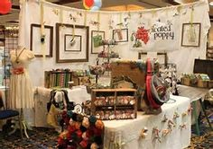 Image result for creative stall display