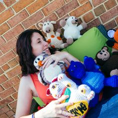 Meg's Minions - Crocheted Animals and Gifts