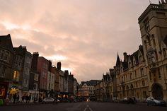 City Center Oxford. by @sotomariana