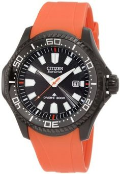 Men's Wrist Watches - Citizen Mens BN008803E EcoDrive Promaster Diver Watch ** Be sure to check out this awesome product.