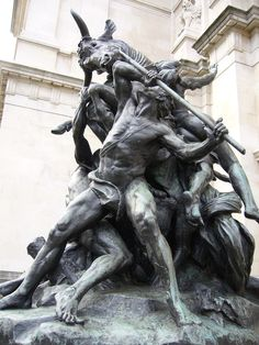 theseus and the minotaur statue - Google Search