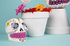 Day of the dead is trending this Halloween