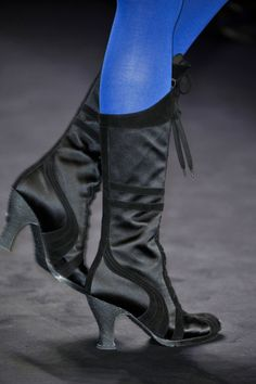 shoes @ Anna Sui Fall 2014