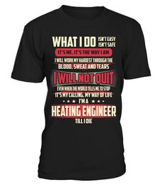 """# Heating Engineer - What I Do .  Special Offer, not available anywhere else!      Available in a variety of styles and colors      Buy yours now before it is too late!      Secured payment via Visa / Mastercard / Amex / PayPal / iDeal      How to place an order            Choose the model from the drop-down menu      Click on """"Buy it now""""      Choose the size and the quantity      Add your delivery address and bank details      And that's it!"""