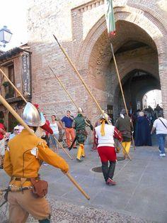V Jornadas  Medievales