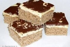 Czech Recipes, Ethnic Recipes, Eastern European Recipes, Pavlova, Sweet Recipes, Tiramisu, Ale, Sweet Tooth, Food And Drink