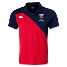 USA Rugby Dry Polo - USARugbyDirect.com #usarugby -  For the best rugby gear check out http://alwaysrugby.com