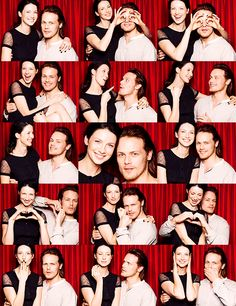 TV Guide Magazine: Outlander Photo Booth Special!