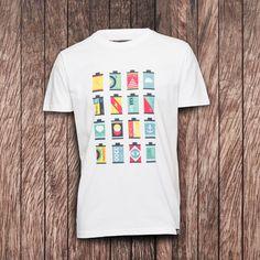 Photographers, Stylish, Mens Tops, T Shirt, Color, Supreme T Shirt, Tee Shirt, Colour