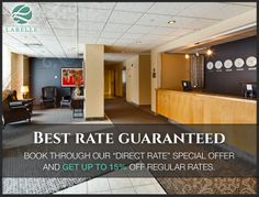 Best Rate Guranteed - Book on our website! Executive Suites, Best Rated, Website, Book, Books, Book Illustrations
