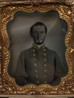 Captain Samuel Jackson, Company I, 44th Tennessee Infantry. Jackson was wounded at Chickamauga on September 19, 1863. He would die from his wounds on October 2, 1863.