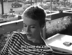 A Bout De Souffle (1960), Jean-Luc Godard