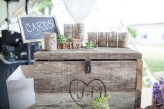 outdoor wedding ideas for summer | Rustic Springtime
