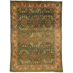 Late 19th Century Antique Turkish Oushak
