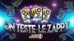 Clash Royale / Test du ZAPPY ! Le KILL ULTIME http://ift.tt/1STR6PC  Clash Royale / Test du ZAPPY ! Le KILL ULTIME http://ift.tt/1STR6PC