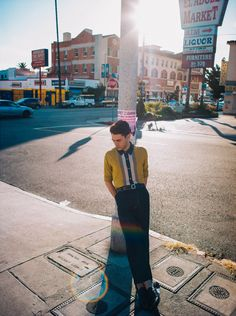 Xavier Dolan by Sebastian Kim for Interview Magazine