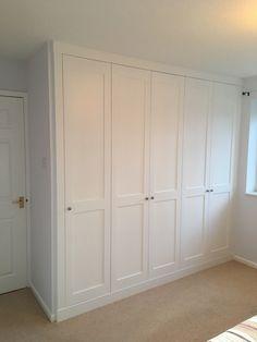 Alcove Wardrobe, Bedroom Built In Wardrobe, Narrow Bedroom, Teenage Girl Bedroom Designs, Teenage Girl Bedrooms, Pink Bedrooms, Room Design Bedroom, Room Ideas Bedroom, Small Built In Wardrobe Ideas