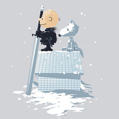 20 Fantastic and Funny Examples of Game of Thrones Fan Art - My Modern Met