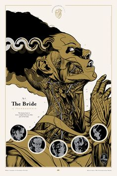 Poster by Martin Ansin. 24″x36″ screen print w/ metallic inks. Hand  numbered. Printed by D Screen Printing. Edition of 235