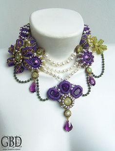 Guzel Bakeeva Design - Love, Love her work!!