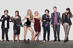 The Big Bang Theory Fridge Magnet Fm289