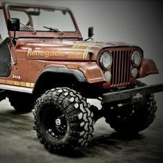 Original Jeep Renegade