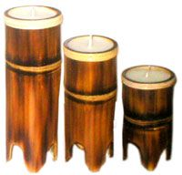 BALI CANDLE, Bali Candle, Bali Candles, Bali Bamboo Candles
