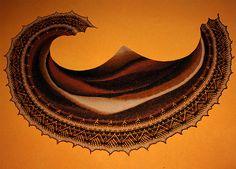 Ravelry: Marocombe - Canyon Asymmetry pattern by Anna-Sophia Maré