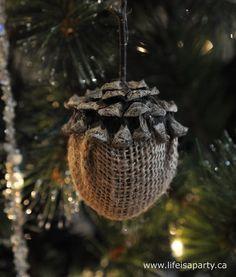 a-woodland christmas tree ornaments 083