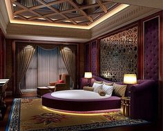 Modern Bedroom Ideas - All the bedroom design ideas you'll ever need. Discover your design and produce your dream bedroom scheme regardless of what your spending plan, style or area dimension. Romantic Bedroom Design, Luxury Bedroom Design, Master Bedroom Design, Luxury Home Decor, Home Decor Bedroom, Luxury Interior, Interior Design, Bedroom Ideas, Bedroom Designs