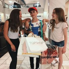 "329.7k Likes, 4,742 Comments - Johnny Orlando (@johnnyorlando) on Instagram: ""never go shopping with girls..."""