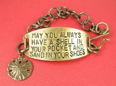 May you always have a shell in your pocket and door CobwebCorner, $26.95