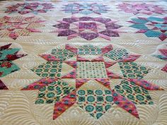 That Crazy Quilty Girl. Swoon Quilt