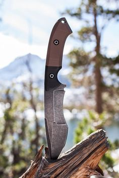 Nice looking blade.