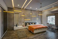 4 Confident ideas: False Ceiling Bedroom Tips small false ceiling ideas.False Ceiling For Hall Living Rooms false ceiling design gypsum. Furniture Design Modern, Modern Bedroom, Living Design, Bedroom Design, Ceiling Design Modern, Ceiling Design Living Room, Simple Bedroom, Bedroom False Ceiling Design, Ceiling Design Bedroom