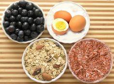Four brain foods kids love