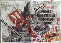 Collaborative Poetry and Writing: MoJoian 5 Babel