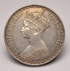 Catawiki online auction house: Great Britain - 1 Florin 1852 (Gothic) - Victoria - silver